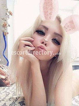 Escort Anna Escorts in Dubai