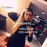 Escort Haley Rose