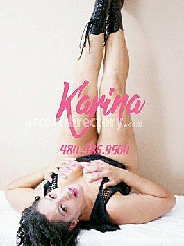 Escort Exotic Karina