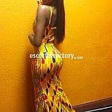 Escort Sexy Ebony