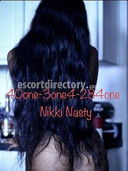 Escort Nikki Nasty