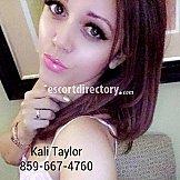 Escort Kali Taylor