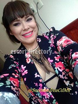 Escort Andrea Torres