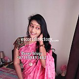 Escort Reenu South Indian