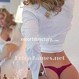 Escort Erica James