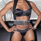 Escort Raven Caribbean Goddess