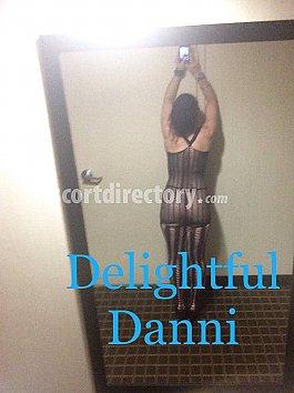 Escort Delightful Danni