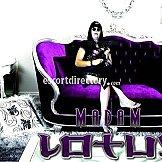 Escort Madame Lotus