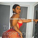 Escort The Tomii Experience