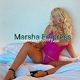 Escort Marsha Empress