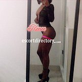 Escort Renee The Ebony Bombshell