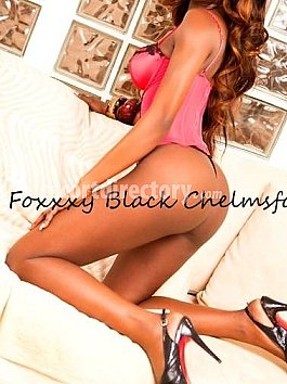 Escort Foxxxy Black
