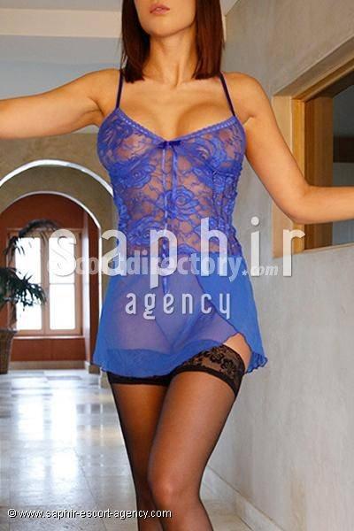 Saphir escort agency