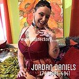 Escort Jordan Daniels