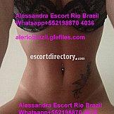 Escort Alessandra Brazil
