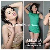Escort Amisha