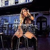 Escort Kyra Black XXX Star