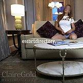 Escort Claire Gold