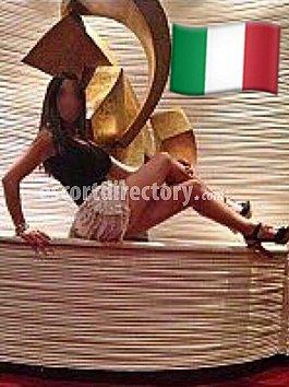Escort ALESSIA ITALIANA 24 ANNI