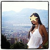 Escort Andrea Colombian Beauty