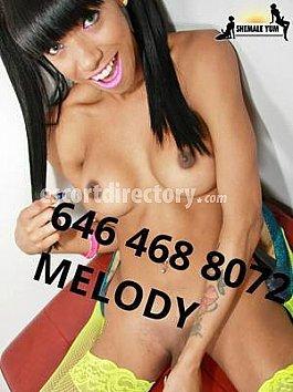 Escort TS Melody Melendez