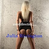 Escort Julia Rivington