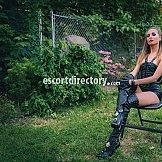 Escort Mistress Adrienne