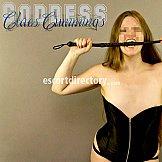Escort Goddess Claes Cummings