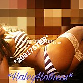 Escort Haley Hotness