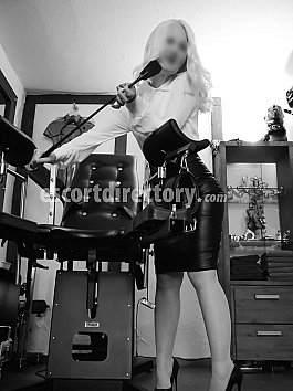 Escort Domina Claudia