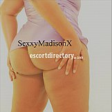 Escort Sexxy Madison