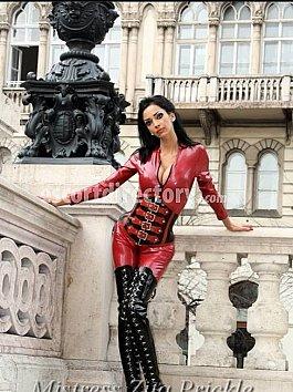 Escort Mistress Zita
