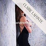 Escort Claire Lafont