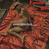Escort TANIA BLONDE