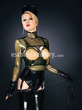 Escort Rubber Cleo