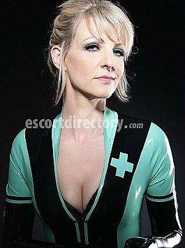 Escort Frau Doktor Esther