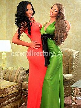 Escort Charli and Violetta