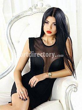 Escort Ludmila Istanbul escort