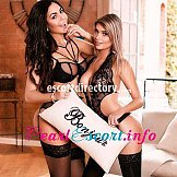 Escort Magalie and Oriane