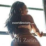 Escort Oni Zarina