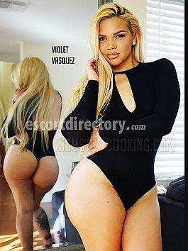 Escort Violet Vasquez