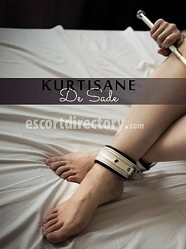 Escort Kurtisane de Sade