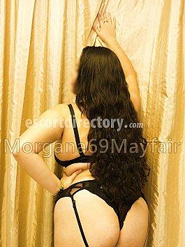 Escort Morgana Mayfair
