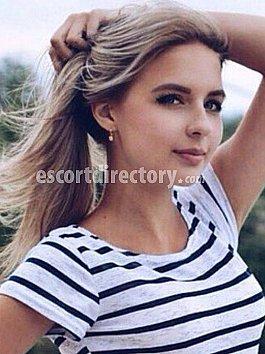 Escort Inoubliable belle Russe
