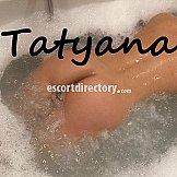 Escort Tatyana