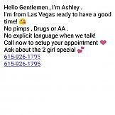 Escort Ashley
