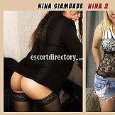 Escort Nina Siambabe