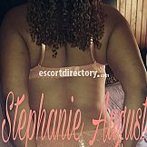 Escort Stephanie August