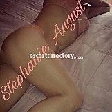 Escort Stephanie August