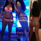 Escort Anna Paris escort girl